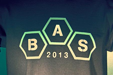 Bas2013 Official Event T-Shirt