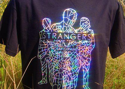 Strangers Holographic T