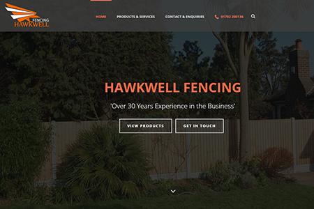 Hawkwell Fencing