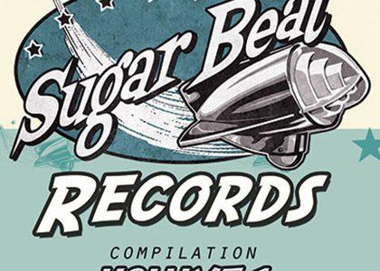 Sugar Rays CD Design