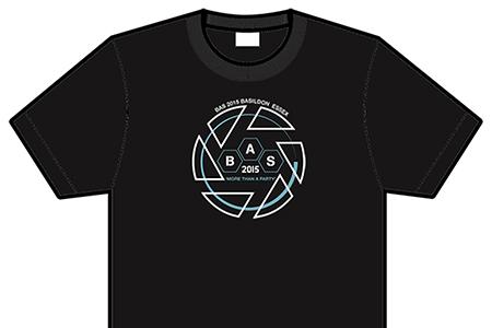 Bas 2015 Official T-Shirt