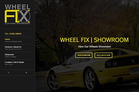 Wheel Fix Website