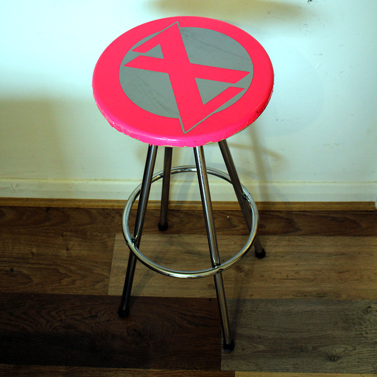Vinyl Refurbished Furniture Zenessex Zx Studio